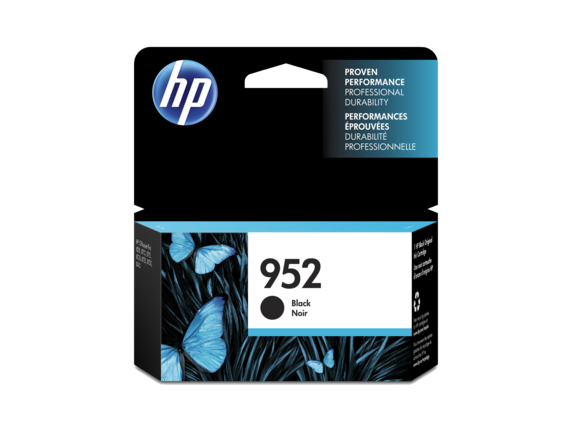 Mực in HP 952 Black Original Ink Cartridge (F6U15AN)