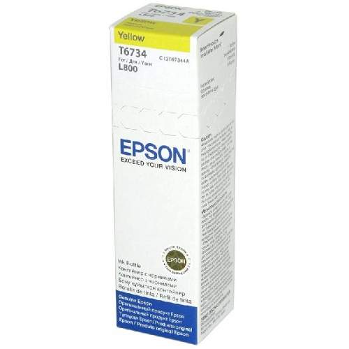 Mực in Epson T673400 Yellow Ink Cartridge