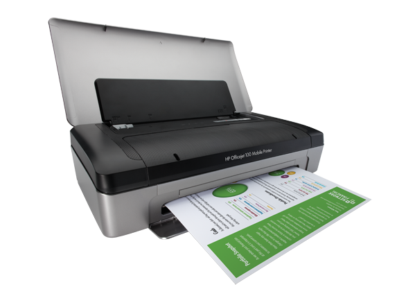 Máy in HP Officejet 100 Mobile Printer   L411a (CN551A)