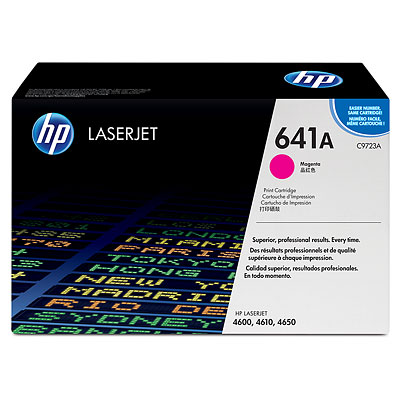 Mực in HP 641 Magenta Print Cartridge (C9723A)