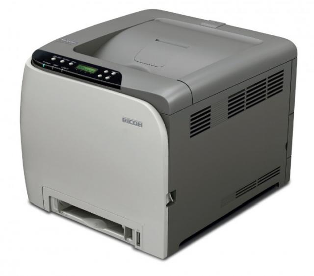 may in ricoh sp c242dn color laser printer 406865