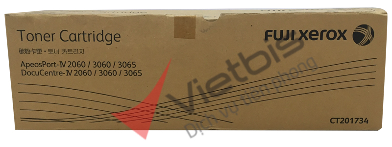 Mực in Fuji Xerox DocuCentre IV 2060 Black Toner (25K)