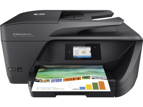 Máy in HP OfficeJet Pro 6960 All-in-One Printer (J7K33A)