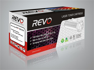 Mực in Revo 15A Black Toner Cartridge