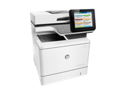 Máy in HP Color LaserJet Enterprise Flow MFP M577z (B5L48A)