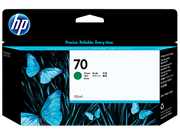 Mực in HP 70 130-ml Green Ink Cartridge (C9457A)