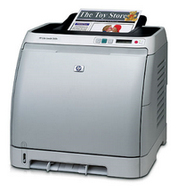 Máy in HP Color LaserJet 2600n printer (Q6455A)