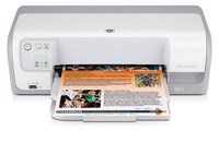 Máy in HP Deskjet D4360 Printer
