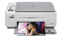 Máy in HP Photosmart C4280 All in One Printer, Scanner, Copier (CC210B)