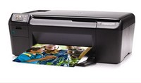 HP Photosmart C4680 All in One Printer
