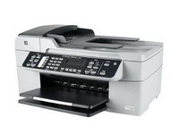 HP Officejet J5780 All in One Printer, Fax, Scanner, Copier
