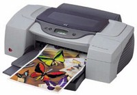 HP Color Inkjet cp1700ps Printer (C8105A)