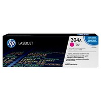 Mực in HP 304A Magenta LaserJet Toner Cartridge (CC533A)