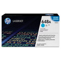 Mực in HP 648A Cyan LaserJet Toner Cartridge (CE261A)