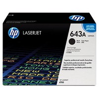 Mực in HP 643A Black LaserJet Toner Cartridge (Q5950A)
