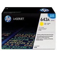 Mực in HP 643A Yellow LaserJet Toner Cartridge (Q5952A)