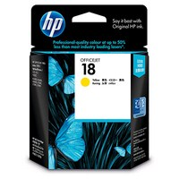 Mực in HP 18 Yellow Officejet Ink Cartridge (C4939A)