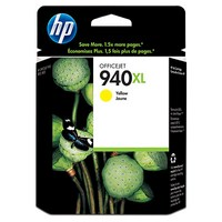 Mực in HP 940XL Yellow Officejet Ink Cartridge (C4909AA)
