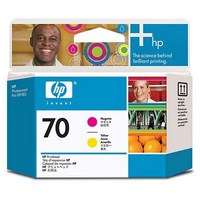 HP 70 Magenta and Yellow Printhead (C9406A)