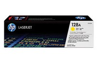 Mực in HP 128A Yellow LaserJet Toner Cartridge (CE322A)