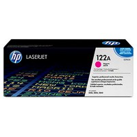 Mực in HP 122A Magenta LaserJet Toner Cartridge (Q3963A)