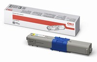 Mực in OKI C362 Yellow Toner Cartridge